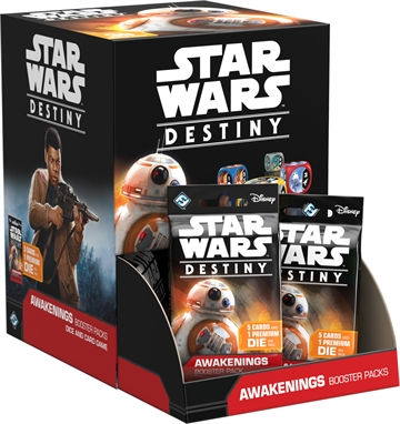 Star Wars Destiny -  Awakenings Booster Display (36 Booster Packs)